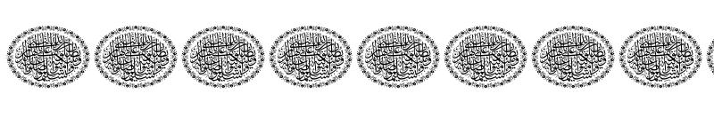 Preview of Aayat Quraan_037 Regular