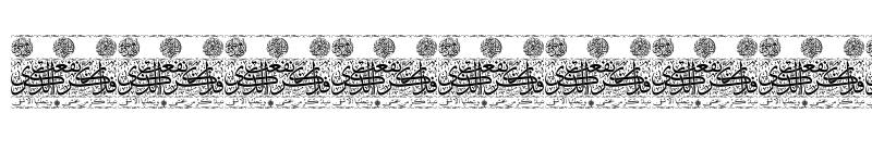 Preview of Aayat Quraan_040 Regular