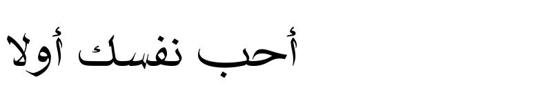 Preview of Arbaeen Regular