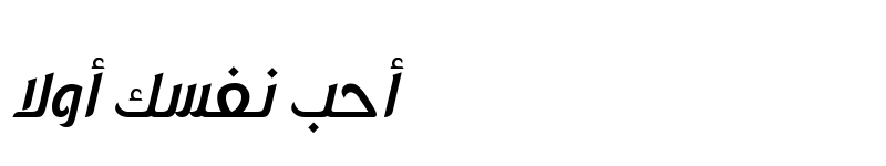 Preview of Assaf Font Regular
